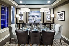 The Bellvue Dining Room