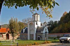 Monastery Plesh, Serbia