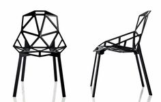Chair One - Magis by Konstantin Grcic