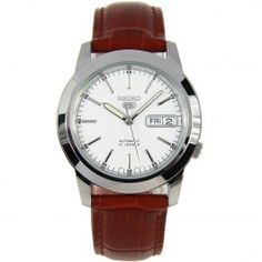 Seiko 5 Automatic Mens Watch SNKE49K1 20BO5 SNKE49K Seiko 5 Watches, Gents Watches, Casual Watches, Watches For Men, Seiko 5 Automatic, Automatic Watch, Quality Watches, Dress Watches, Chronograph
