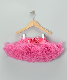 Take a look at this Bubblegum Pink Couture Pettiskirt - Infant & Toddler by Chicaboo on #zulily today!
