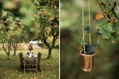 Autumn Wedding Styling Inspiration With Styling By Blue Wren Events And Images From John Barwood Photography