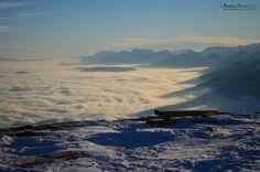 Über den Wolken muss die Freiheit wohl grenzenlos sein....    15.12.2013 Villacher Alpe Nostalgia, In This Moment, Mountains, Nature, Photos, Travel, Infinity, Longing For You, Freedom