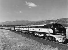 MoPac's Colorado Eagle | Classic Trains Magazine