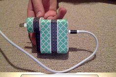 diy fun laptop charger. WASHI TAPE!!!!