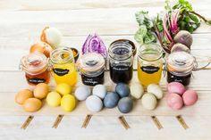 Como fazer seu corante natural comestível