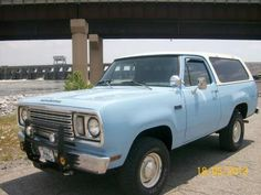 1977 Plymouth Trailduster Dodge Suv, Dodge Ram 4x4, Dodge Pickup Trucks, Ram Trucks, Cool Trucks, Dodge Ramcharger, Muscle Truck, Little Truck, Dodge Power Wagon