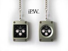 iPocket Watch looks like a new iPod nano...