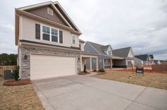 Available homes in the Summerwind Plantation neighborhood.