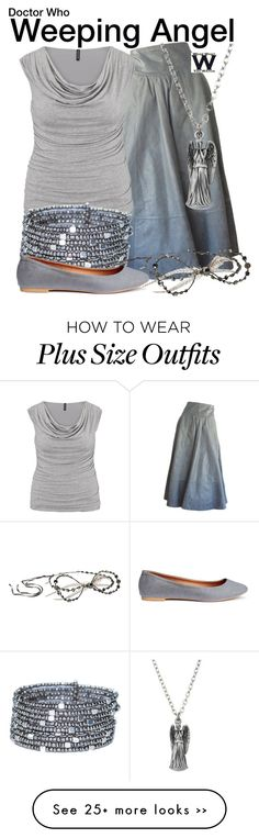 """""""Doctor Who"""" by wearwhatyouwatch on Polyvore featuring Guy Laroche, maurices, Jane Tran, H&M, television and wearwhatyouwatch"""
