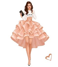 Image may contain 1 person drawing fashion sketches models new ideas fashion drawing Dress Design Drawing, Dress Design Sketches, Dress Drawing, Fashion Design Drawings, Fashion Sketches, Art Sketches, Drawing Clothes, Dress Designs, Fashion Drawing Dresses