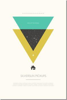 50 Inspiring Gig Posters - DesignBent