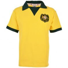 Australia 1974 World Cup Qualifying Retro Australia 1974 World Cup Qualifying Retro Football Shirt. This was the shirt worn for the qualifying matches of the 1974 World Cup. http://www.MightGet.com/may-2017-1/australia-1974-world-cup-qualifying-retro.asp