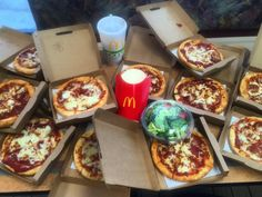 There are only 3 McDonald's locations in the US that serve pizza  here's what it's like to visit (MCD)