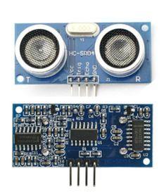 Complete Guide for Ultrasonic Sensor HC-SR04