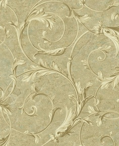Floral and Faux Finish Sidewall