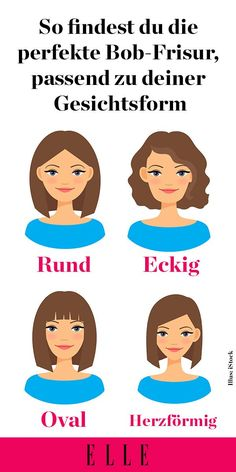 Welcher Haarschnitt Passt Zu Deiner Gesichtsform Hair Braids