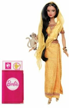 68a567c136c Barbie Collector Dolls of The World India Doll by Mattel.  39.99. Collect  all your