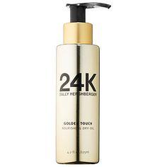 Sally Hershberger 24K - Golden Touch Nourishing Dry Oil #sephora