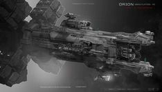 Orion Miner Update! - Roberts Space Industries
