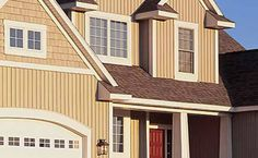 How to set up board and batten or exterior siding pinterest for Allura siding vs hardie siding