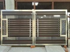 Batra Steels - offering Steel Gate, Wooden And Steel Gates,Gate, Grilles, Fences & Railings in Mithapur Road, Jalandhar, Punjab. Read about company and get contact details and address.