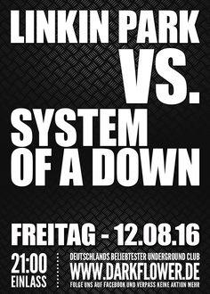 Der Freitag im DarkFlower - https://www.facebook.com/events/298380473885936