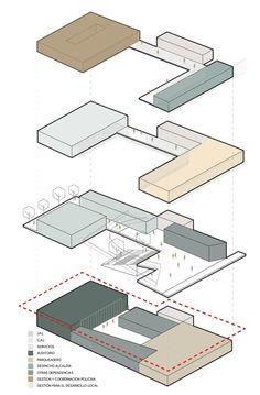 Architecture Program, Library Architecture, Architecture Presentation Board, Architecture Concept Drawings, Studios Architecture, Pavilion Architecture, Cultural Architecture, Architecture Graphics, Architecture Portfolio
