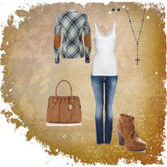 """Casual Fall"" on Polyvore"