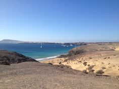 It may not be such a secret any longer but we still love Papagayo beach in Lanzarote for it's swathe of sand and the clearest sea. Be sure to stay for a sundowner up at the bar at the top