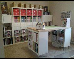 Awesome craft storage