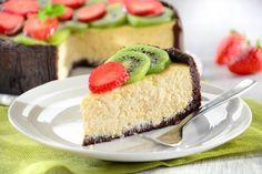 Polish Recipes, Food And Drink, Tofu, Vegan Cheesecake, Diet, Polish Food Recipes