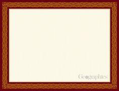 71 best printable certificates frames images on pinterest