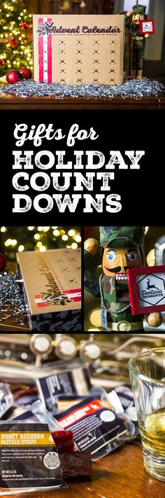 Man Crates Jerky Calendar brings the best kind of holiday cheer- the kind you can eat. Shouldn't your Christmas countdown have 25 different types of jerky?