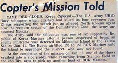 1971 Jan 13 - Huey Crash