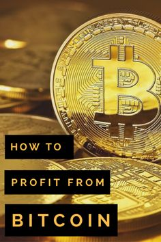 Bitcoin is a form of digital currency, created and held electronically. Learn how to profit from Bitcoin by buying and selling this digital currency.