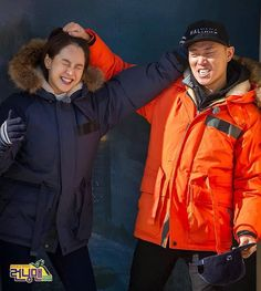Song Ji Hyo and Kang Gary, Running Man ep. Running Man Song, Running Man Korean, Ji Hyo Running Man, Couple Running, Running Humor, Korean Variety Shows, Korean Shows, Monday Couple, Yoo Jae Suk