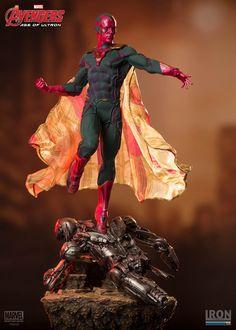 Avengers 2: Vision - Diorama 1/6 - Iron Studios