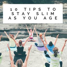 10 tips to stay slim