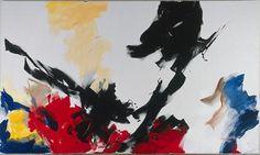 Jean Miotte Hommage à Delacroix