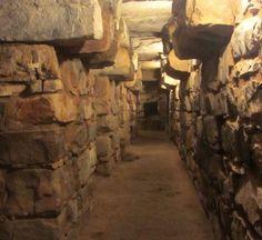Yacimiento arqueológico de Chavin de Huantar, uno de los más antiguos de Perú.