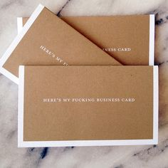 My F_cking Cards Set Of 48 now featured on Fab.