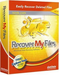 Recovery My Files V5.2.1.1964 Crack