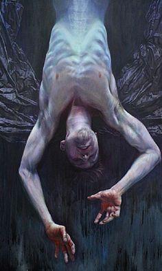 """Icarus"" painting by Yuri Leonov Art Inspo, Painting Inspiration, Art Sketches, Art Drawings, Art Du Croquis, Art Et Illustration, Renaissance Art, Art Reference Poses, Surreal Art"