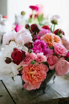 Pearls & Flowers
