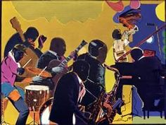 Jacob Lawrence Art - Bing Images