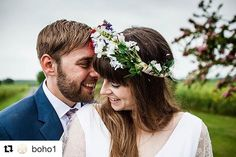 Excited to flick through Instagram and see one of the weddings I had the pleasure of co-ordinating a few months ago. #eventsbylndevents #eventplanner #weddingplanner  @repostapp @boho1  We have James and Victoria up in the blog today with their gorgeous @barmbyfieldbarns wedding courtesy of @jemmakingphotography