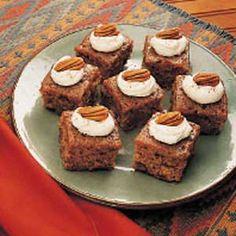 Plum Baby Food Spice Cake Recipe