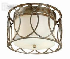 TROY LIGHTING SAUSALITO TRANSITIONAL FLUSH MOUNT CEILING LIGHT 272.00