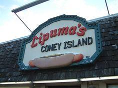 Lipuma's in Rochester, Michigan!! BAHAHAH life right here